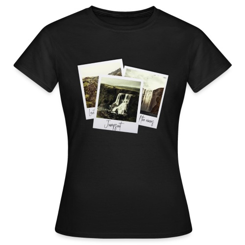 First three singles - Women's T-Shirt