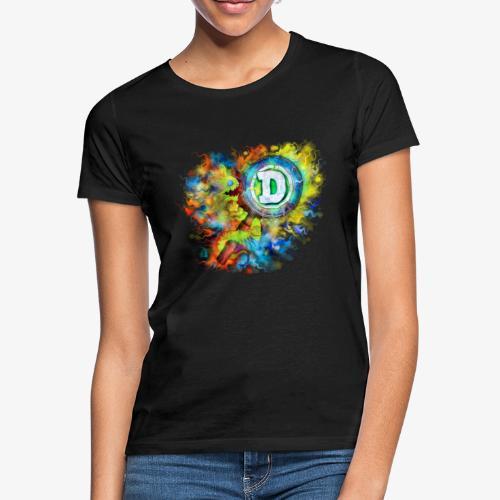 Mystik Drimse - T-shirt dam
