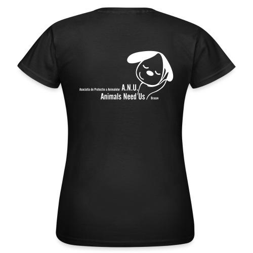 anu vector T - Frauen T-Shirt