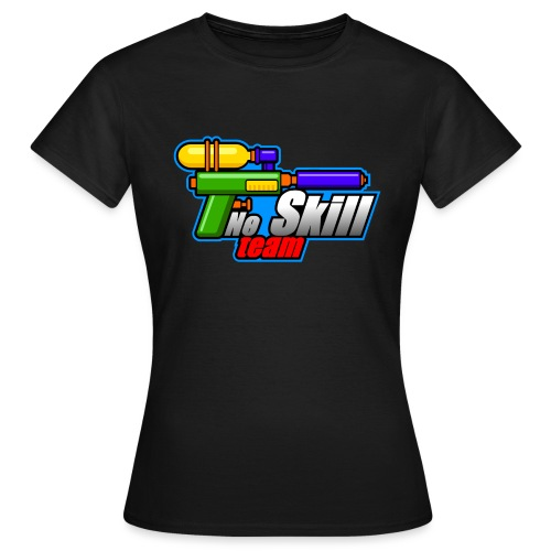 logo NST - T-shirt Femme