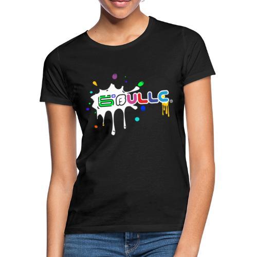 6bulle Spash blanc - T-shirt Femme