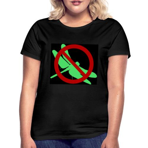 Dragonfly Lockdown - Women's T-Shirt