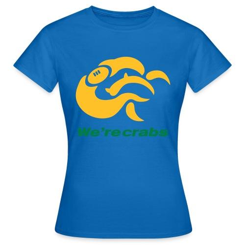 Crazycrab_Australia - Maglietta da donna
