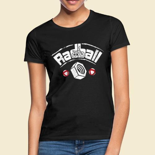 Radball   Mutter - Frauen T-Shirt