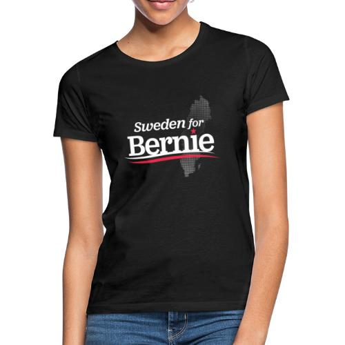 Sweden for Bernie - T-shirt dam