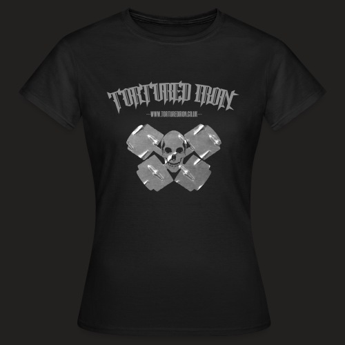 skull - Women's T-Shirt