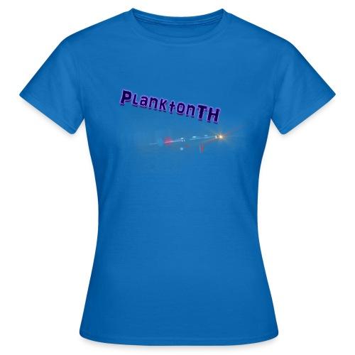 PlanktonTH, Lens Flare - Naisten t-paita