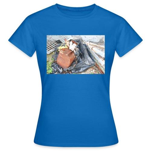 Trash 1 - Dame-T-shirt