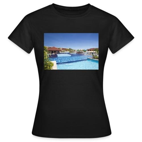 splendide piscine - T-shirt Femme