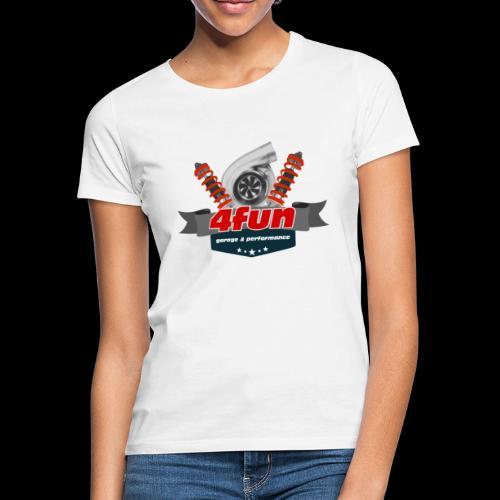 4fun tshirt - Koszulka damska