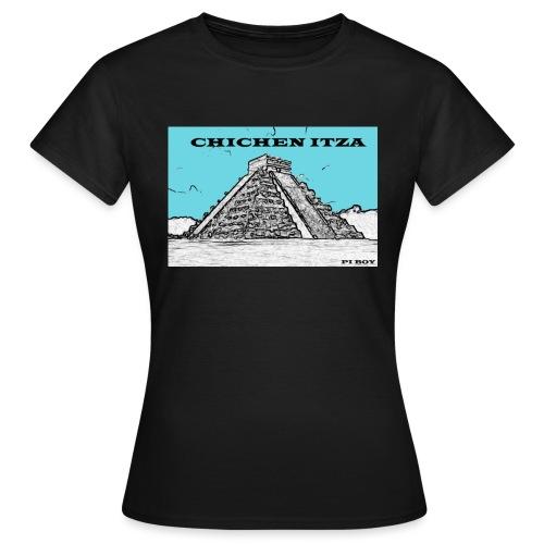 Pi Boy chichen itza - Camiseta mujer