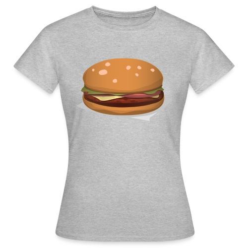 hamburger-576419 - Maglietta da donna