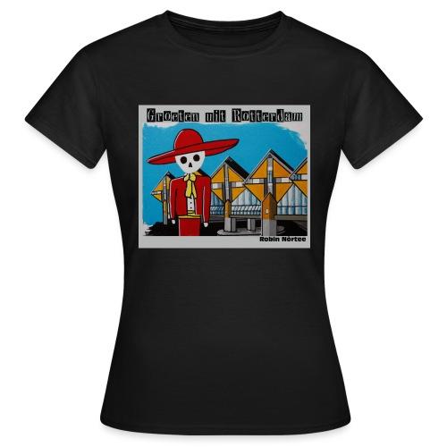 kubus - Vrouwen T-shirt