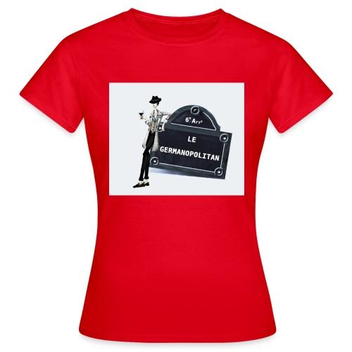 Sac Le Germanopolitan - T-shirt Femme