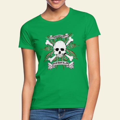skull - Dame-T-shirt