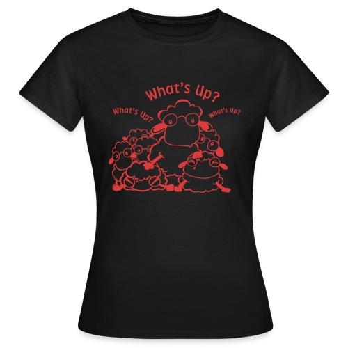 yendasheeps - Vrouwen T-shirt