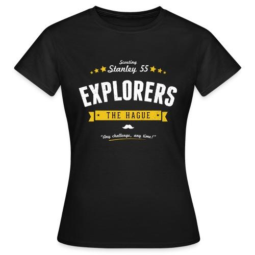 Explorershirt - Vrouwen T-shirt