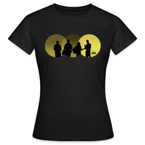 Motiv Cheerio Joe green/yellow - Frauen T-Shirt