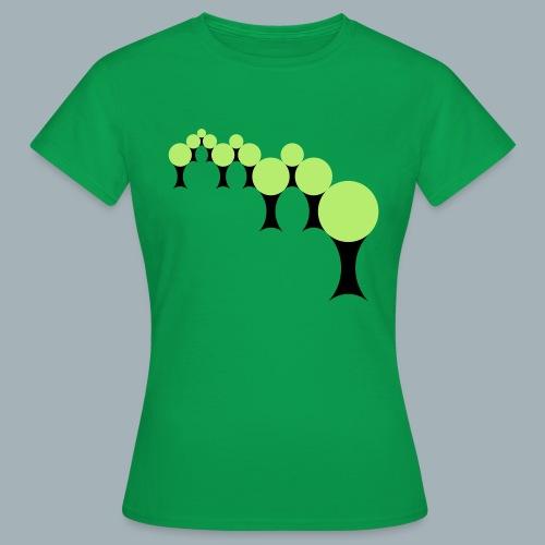 Golden Rule Premium T-shirt - Vrouwen T-shirt