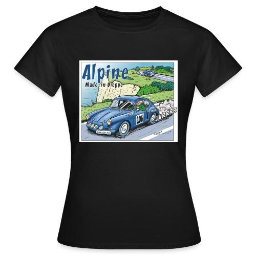 Polete en Alpine 106 - T-shirt Femme