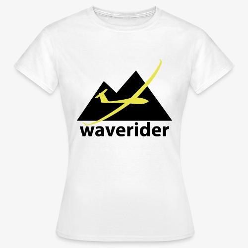 soaring-tv: waverider - Frauen T-Shirt
