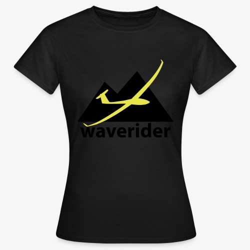 soaring-tv: waverider - Frauen T-Shirt