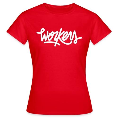 Logo WorkersBeats - T-shirt Femme