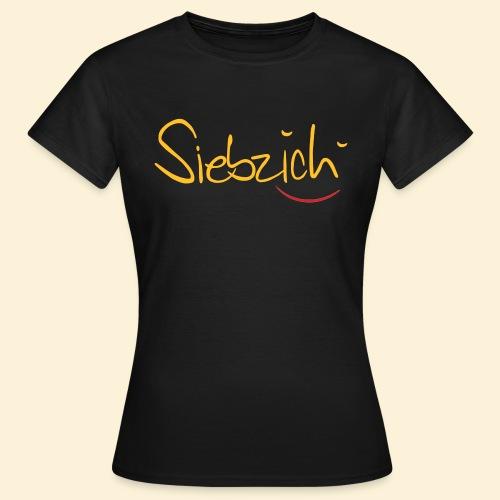 siebzich - Frauen T-Shirt
