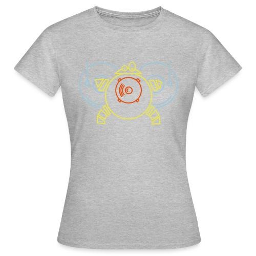 T Shirt Motiv - Frauen T-Shirt