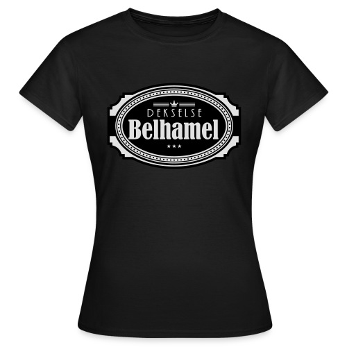 Dekselse belhamel - Vrouwen T-shirt