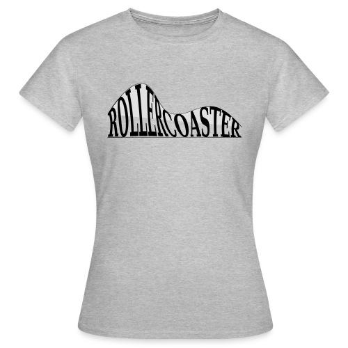 envelope_coaster - Dame-T-shirt
