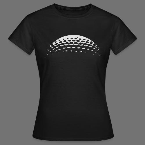 Golf Ball Golf - Koszulka damska