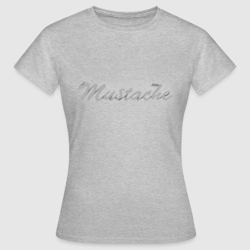 White Lettering - Women's T-Shirt