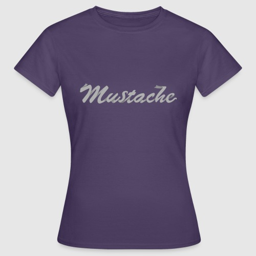 White Lettering - Women's T-Shirt