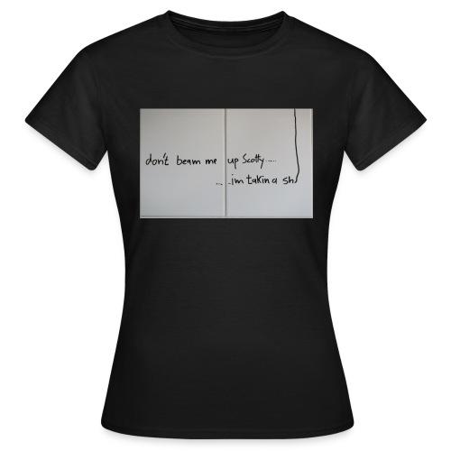 SCOTTY - Frauen T-Shirt