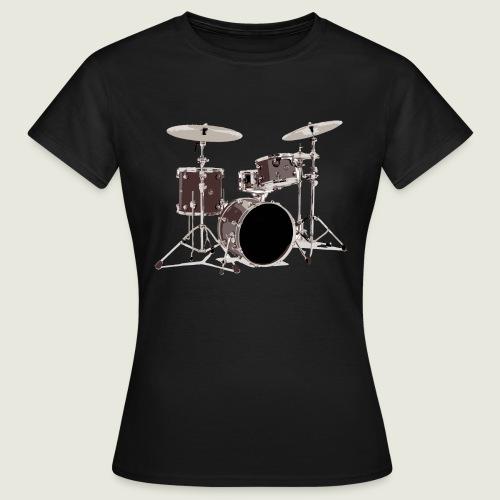 batteria - Maglietta da donna