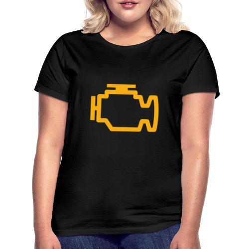 Service Engine Soon - Women's T-Shirt
