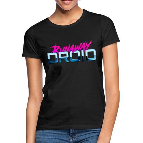Runaway Droid Logo - Women's T-Shirt