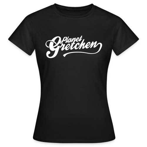 Planet Gretchen - T-shirt dam