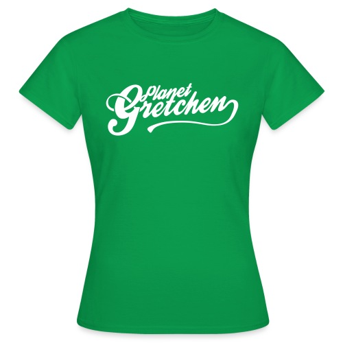 Planet Gretchen - T-shirt dam