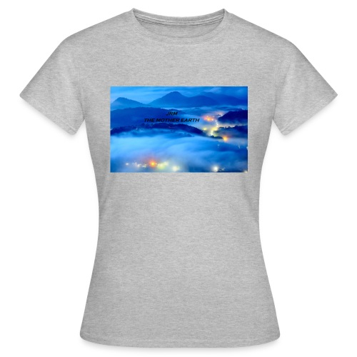 the mother earth collection 2017 - T-shirt Femme