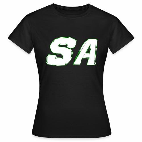 Vit SA Logo - T-shirt dam