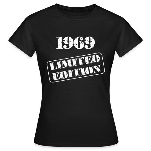 Limited Edition 1969 - Frauen T-Shirt