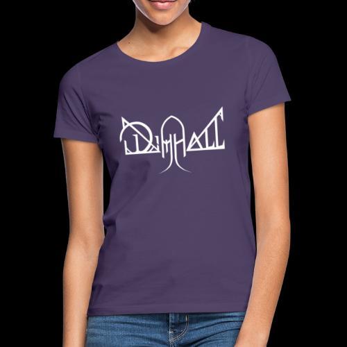 Dimhall White - Women's T-Shirt