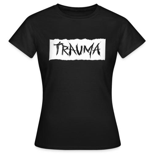 Trauma - T-shirt dam