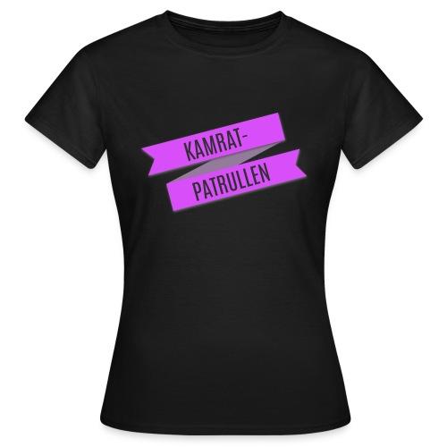 Kamratpatrullen - T-shirt dam