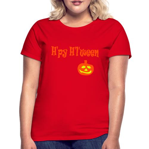 Happy Halloween - Frauen T-Shirt