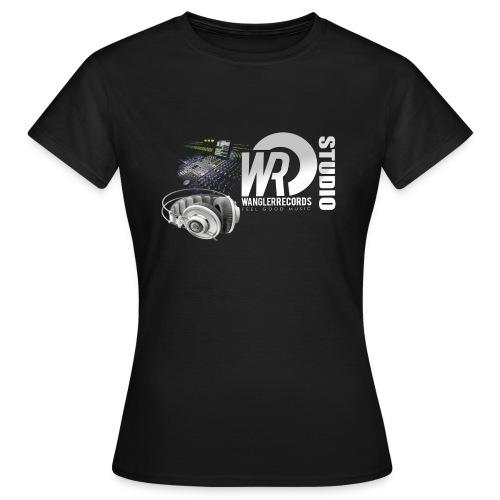 fond ecrand rose violet copie 5 - T-shirt Femme