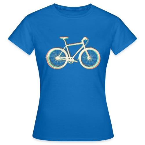 Fahrrad Bike Outdoor Fun Radsport Radtour Freiheit - Women's T-Shirt