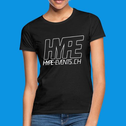 HYPEEVENTS - Frauen T-Shirt